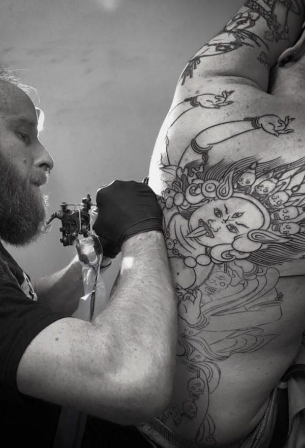 Seuguh Tattooer